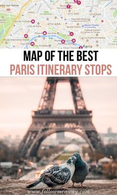 These best things to do in Paris will help you create the perfect Paris itinerary! Our 10 stops for your Paris itinerary will show you the best of the city Paris Travel Guide, Europe Travel Tips, Travel Guides, European Travel, Travel Advice, Japan Travel, Budget Travel, Lido De Paris, Paris Paris