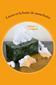 Le Bouquinovore: Lacan et la boîte de mouchoirs, Chris Simon ( Lot du concours 1 million de vues ça se fête)