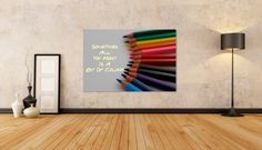 Sometimes all you need is a bit of colour colouring pencils Colouring Pencils, Other Rooms, All You Need Is, Printable Wall Art, Colored Pencils, Kids Bedroom, Wall Art Decor, Prints, Etsy