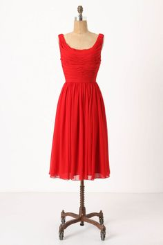 Anthropologie Gracia Dress