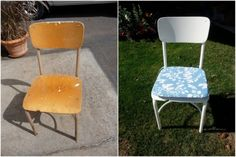 Old Chair Renovation | Shelterness