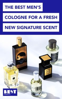Whether you like the dark and heavy scents of musk and tobacco, or the lighter notes of citrus and amber, there's a men's cologne here that'll be perfect for you.
