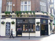 Kings Arms, Belgravia - another lost pub Mall Of America, North America, England Uk, Travel England, Royal Caribbean Cruise, London Pubs, Shop Fronts, Stockholm Sweden, London Calling