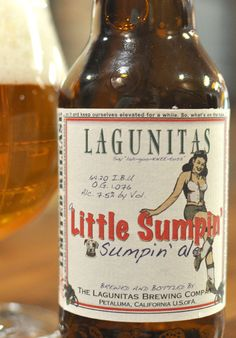 This Little Sumpin' Sumpin' clone features a strong hop finish but boasts a nearly 50% wheat grain bill, giving this beer smooth hefeweizen characteristics.