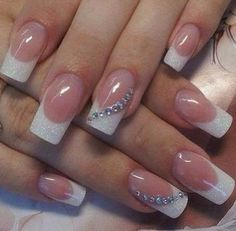 Manicure beautiful nails