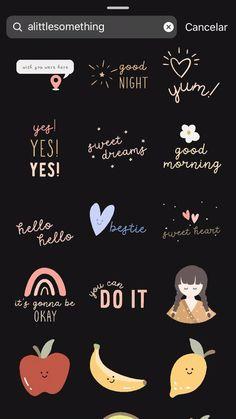 Instagram Story App, Instagram Words, Instagram Editing Apps, Instagram Emoji, Instagram Story Filters, Iphone Instagram, Instagram And Snapchat, Insta Instagram, Creative Instagram Photo Ideas