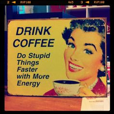 Do stupid things faster with more energy by Nelleke Poorthuis, via Flickr