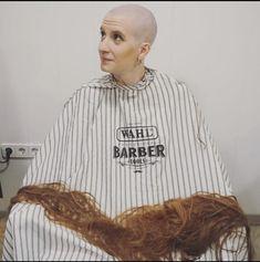 Long Hair Cuts, Long Hair Styles, Forced Haircut, Female Mohawk, Clipper Cut, Hair Shears, Bald Hair, Bald Women, Shaved Hair