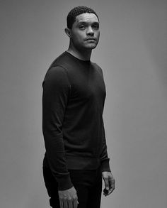 """Daily Show Fan✌🏽 on Instagram: """"@washingtonpost wrote an article about @trevornoah. Check it out!! P.s: @oprah said that Trevor is as cute as a golden retriever…"""" Mixed Race Celebrities, Trevor Noah, Othello, Double Take, Andrew Lincoln, Oprah, Dimples, Wall Collage, Beautiful People"""