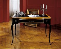 Versailles Louis XV Writing Desk from George Tannahill & Sons
