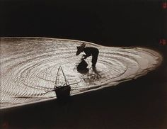 Don Hong-Oai :: Morning Work, Guangdong, China, Split toned gelatin silver print. / src: Peter Fetterman more [+] by this photographer Chinese Prints, Asian Photography, Berenice Abbott, 6th Grade Art, Living In San Francisco, Famous Photographers, Morning Work, Black And White Pictures, Photo Archive
