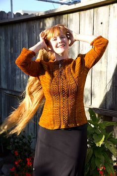 Ravelry: Zylphia Pilots Her Airship pattern by Stephannie Tallent