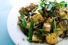Asian-inspired Black Pepper Tofu is a great way to take those little cubes of soy goodness to the next level.