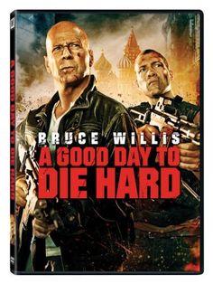 A Good Day to Die Hard DVD ~ Bruce Willis