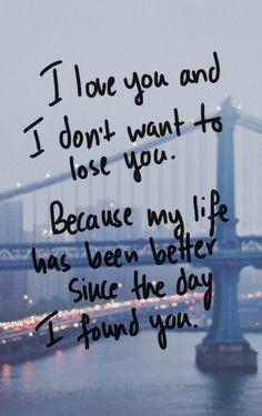 te iubesc enorm