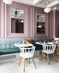 Our motto: Work hard, brunch harder. Small Restaurant Design, Plan Restaurant, Architecture Restaurant, Interior Architecture, Coffee Shop Design, Cafe Design, House Design, Restaurant Interior Design, Design Hotel