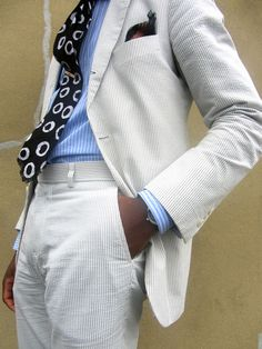 Put This On • Real People: Bold Dressers I consider myself a...
