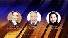 Adgeco Group of Companies, Holding Company, Mohamed Dekkak