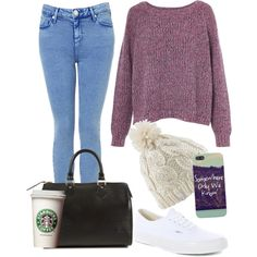 """Off To College First Day Back"" by gracie-bush on Polyvore"
