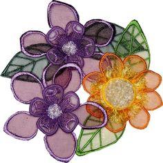 3D Flowers 2
