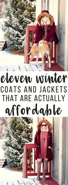 Stop what you're doing and shop these super cute and affordable winter coats and jackets! | winter style, winter coats, winter jackets, women's winter fashion, winter fashion, affordable fashion, affordable winter clothes, #winterstyle #winterfashion #affordablestyle