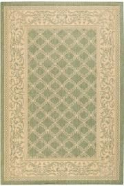 Entwined All-Weather Area Rug