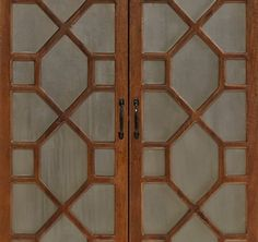 Gunther Two Door Armoire in Cherry by Stein World Furniture - Home Gallery Stores