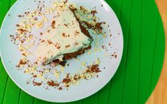 Chocolate Caramel Cream Pie (Vegan). This recipe is also wheat free, raw and guilt-free!