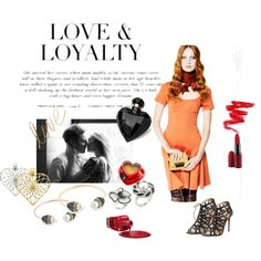 """Love & Loyalty"" by silverjewellerystyle on Polyvore"