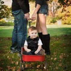 Cute photo idea with kids