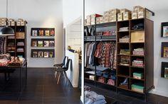 Perimeter Baldwin Men's shop by Hufft Projects, Leawood   Kansas store design