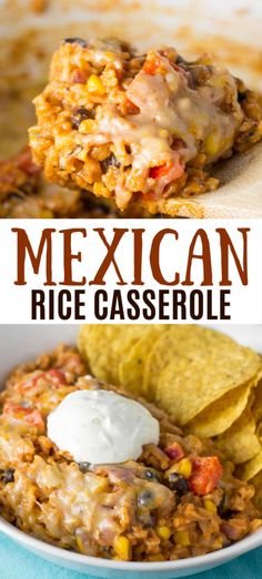 taco tuesday favorite – this vegetarian mexican rice casserole! taco tuesday favorite – this vegetarian mexican rice casserole! Vegetarian Mexican Rice, Vegetarian Recipes, Cooking Recipes, Cooking Tips, Mexican Dishes, Mexican Food Recipes, Cabbage Recipes, Good Mexican Food, Mexican Entrees