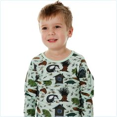 """Duns Shirt """"Wind in the willows"""" - LolaKids"""