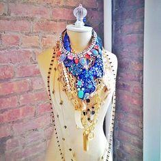 #dressform #necklaces #organization
