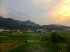 Koyto Sunset , 京都日落