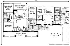 First Floor of Plan ID: 28339