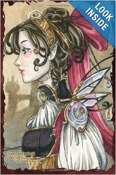 $15.00 Steampunk Doll Fairy Journal: Meredith Dillman: 9781494210656: Amazon.com: Books