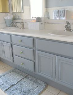 Room to Rest; Bathroom Remodel; Guest - Remodelaholic | Remodelaholic