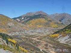 Silverton, Colorado, September 2015 (pinned by haw-creek.com)