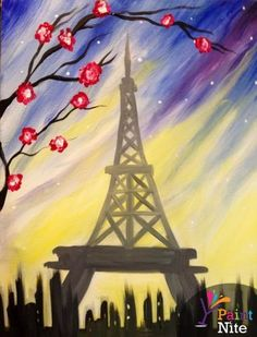 Paint Nite Dc | Bertucci's (Foggy Bottom DC) 01/18/2015