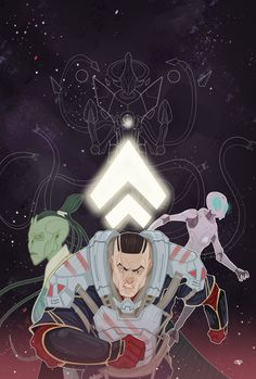 """Endless Space 2 - Comics"""