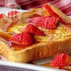 Fluffy French Toast @ allrecipes.co.uk