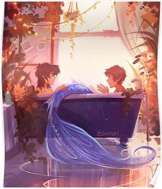Just some cute comic pictures of Klance None of these pictures are mine Voltron Klance, Voltron Comics, Voltron Fanart, Voltron Ships, Klance Comics, Cute Comics, Mermaid Drawings, Mermaid Art, Fantasy Creatures
