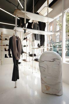 Folk Store on Lambs Conduit Street. Store design by IYA Studio