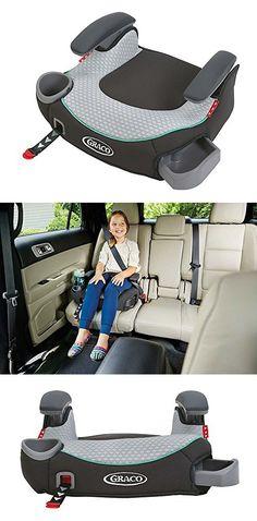 Graco TurboBooster LX No Back Car Seat Basin
