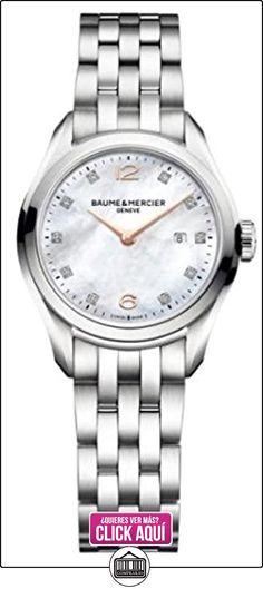 Reloj de pulsera para mujer - Baume&Mercier MOA10176  ✿ Relojes para mujer - (Lujo) ✿ ▬► Ver oferta: http://comprar.io/goto/B01DD92OYY