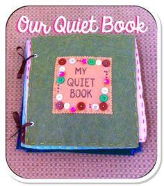 Easy Quiet Book