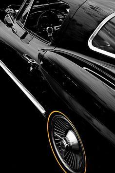 Masculine & elegance car details black---meet your match at http://meetbillionaire.com/.