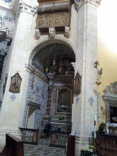 Cagliari- Chiesa San Michele Cappella