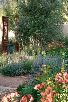 Romantic Spanish Garden